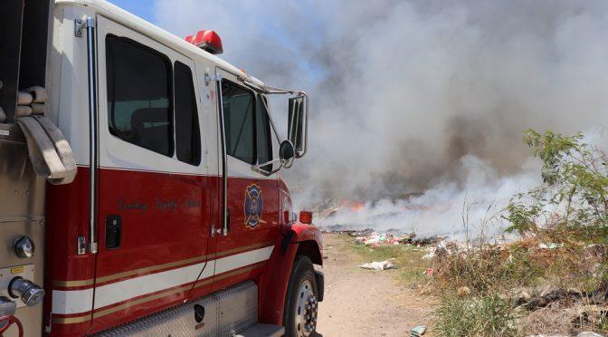 Sinaloa: basurón contamina la presa y afecta especie de escama (Línea Directa)