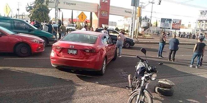 Hidalgo: bloquean la carretera México-Pachuca para exigir agua potable en Tizayuca (Criterio Hidalgo)