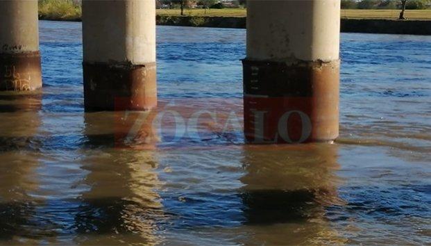 Coahuila: sube nivel del río Bravo por trasvase de Presa Amistad (Zocalo)
