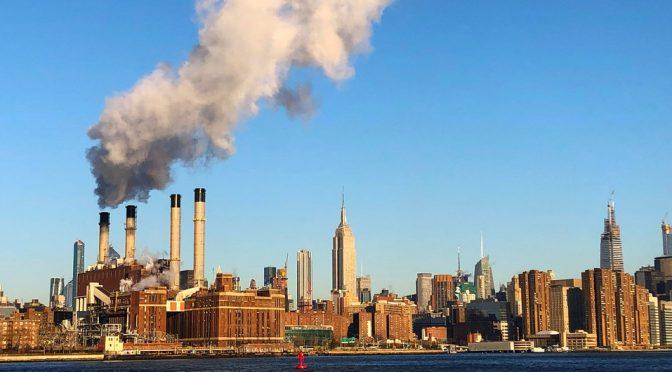 La cuarentena por el coronavirus mejora la calidad del aire, pero no sustituye la acción climática (ONU)