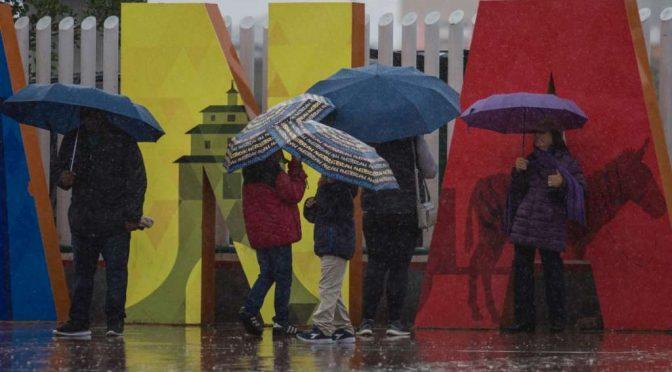 Clima en México: LLuvias aisladas para la CDMX; se alcanzarán los 29 grados (El Heraldo de México)