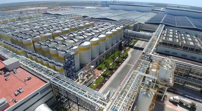 Baja California: Confederación agrícola afirma que cervecera en Mexicali no representa riesgo (Milenio)
