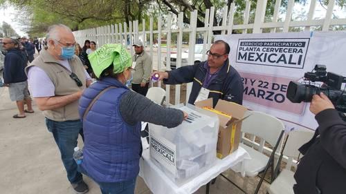 Baja California: Ganó el no a la cervecera de Constellation Brands en Mexicali (La Jornada)