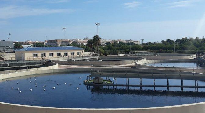Primer Laboratorio de innovación para la reutilización de agua en España (Residuos profesional)