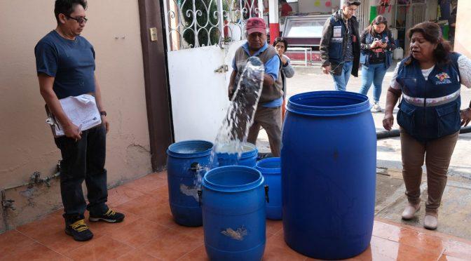 CDMX: Sheinbaum anuncia plan emergente de abasto de agua en la contingencia sanitaria (Expansión)