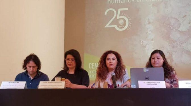 En México persiste el riesgo para defensores del medio ambiente: Cemda (Proceso)