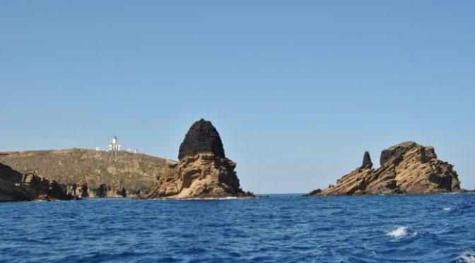 España: Gases burbujeantes en las aguas de las islas Columbretes (Ambientum)