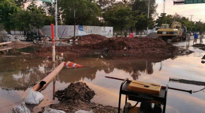 En la bancarrota las juntas de agua potable de Sinaloa (Río Doce)