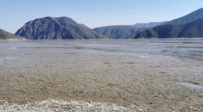 Hidalgo: Confirma CONAGUA fin de la Laguna Metztitlán (Radar Político)