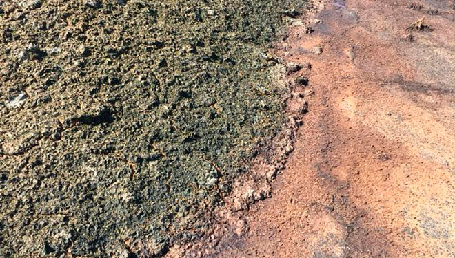 Influencia del pH en los procesos de acondicionamiento y deshidratación de lodos que contienen arsénico