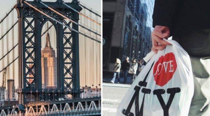 Estados Unidos: Nueva York prohíbe las bolsas de plástico (pero no todas) (España Diario)