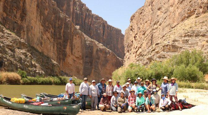 Coahuila: Agua en el desierto: acciones de adaptación al cambio climático en el APFF Ocampo (Boletíncaap)