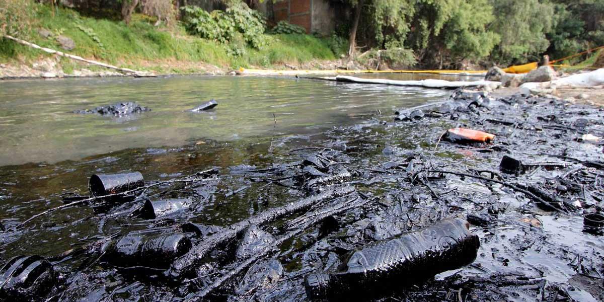 Caracterización de fuentes puntuales de contaminación en el río Atoyac, México