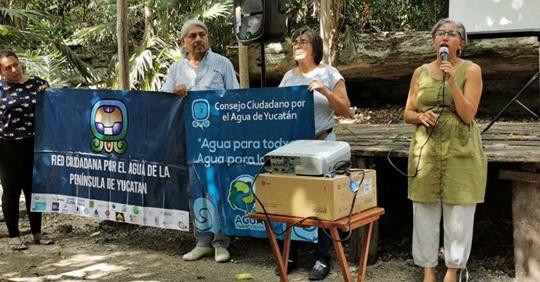 Campeche, Quintana Roo y Yucatán se articulan en contra de megaproyectos en la Península, durante Segunda Asamblea Socioambiental (Estamosaqui)