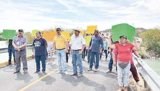 Coahuila: Trasvase de agua secaría la presa (Zócalo)