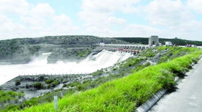 Tamaulipas: Harán los trasvases por adeudo de agua (El Mañana)