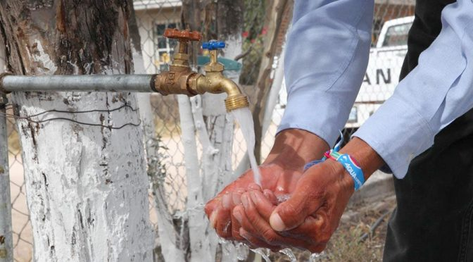 Guanajuato: Aumenta consumo de agua en hogares durante esta cuarentena (Zona Franca)
