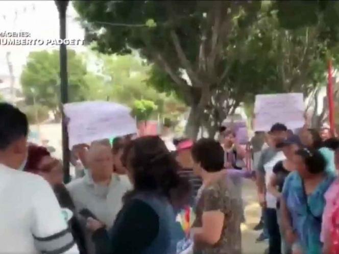 CDMX: Vecinos exigen suministro de agua en Iztapalapa (Excelsior)