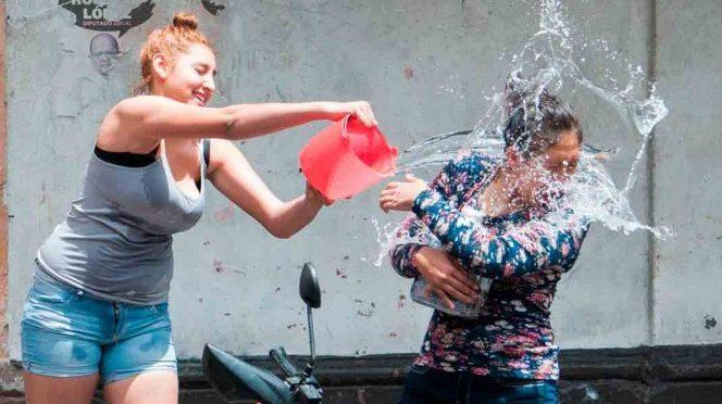 CDMX: Remiten a cuatro por desperdiciar agua en Sábado de Gloria (Excelsior)