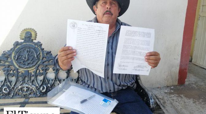 Coahuila: Amenaza 'El Renegado' con boicotear dos pozos de agua (El Tiempo)