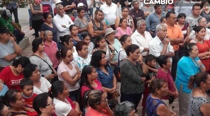 Puebla: Alerta en Juan Galindo: llevan meses sin agua en plena pandemia por COVID-19 (Diario Cambio)