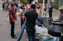 Tras quejas por falta de agua, envían pipas a 23 municipios del Edomex (La Prensa)