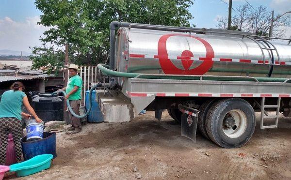Aguascalientes: Abastece Veolia más de un millón de litros de agua a comunidades rurales (Newsweek)