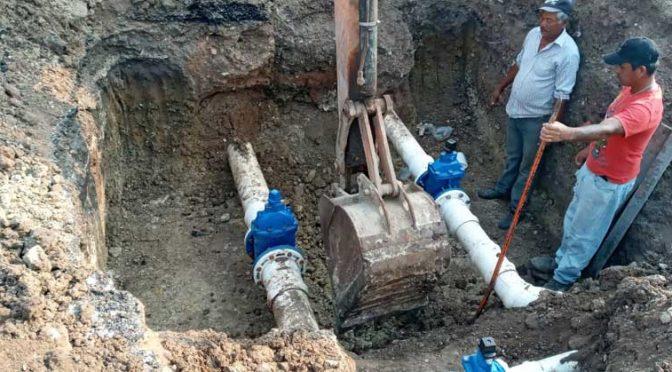 Veracruz: Logran bombeo de agua a lote 71 (Expreso)