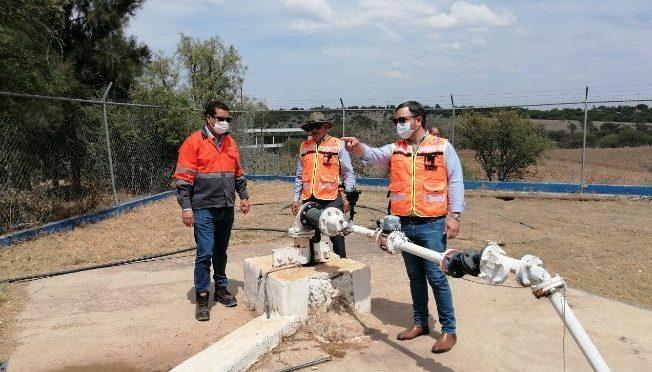 Municipio de Aguascalientes supervisa operación del servicio de agua (LJA)