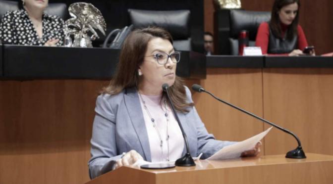 Mexico: Urge senadora Guadalupe Cisneros garantizar disposición de agua potable para combatir el covid-19 (Reporte Indigo)