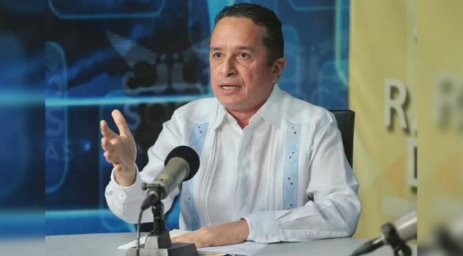 El gobierno de Quintana Roo atiende necesidades de agua, luz, gas, alimentos y salud para que la gente se quede en casa: Carlos Joaquín (Turquesa News)