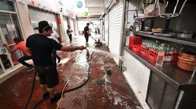 Consumo de agua aumenta en Sinaloa debido a emergencia sanitaria (Debate)