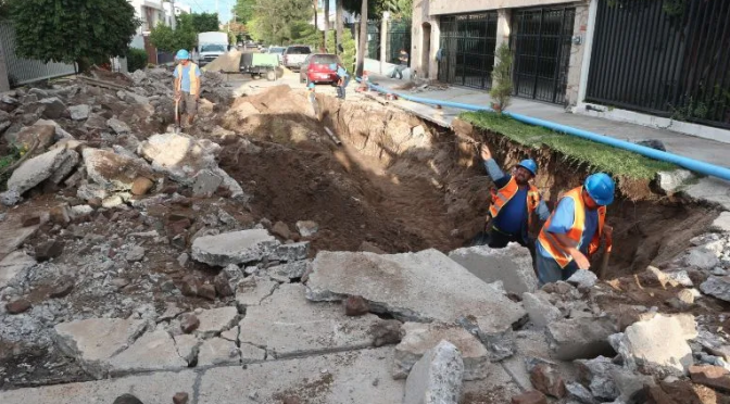Jalisco: Para garantizar agua en emergencia, el SIAPA aplaza los mantenimientos (El Informador)