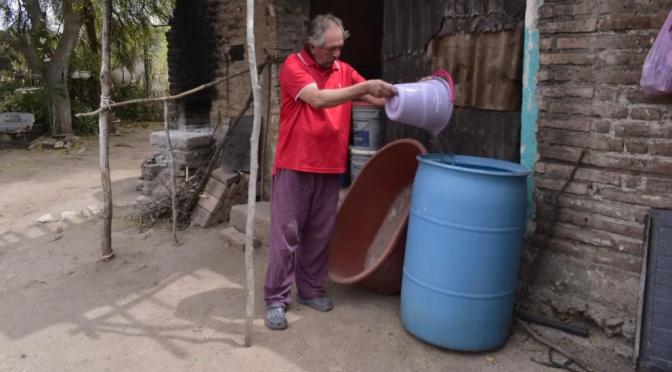 Sinaloa: En el Mazate de los Sánchez sigue el problema de agua (Debate)