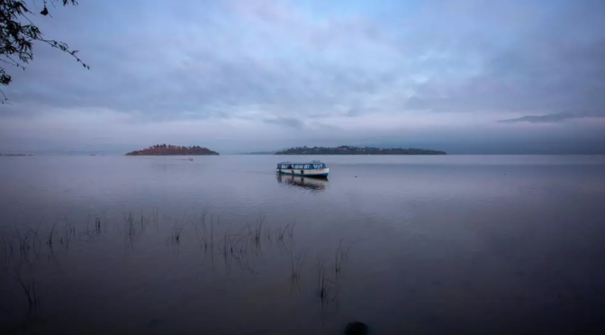 """""""24 horas"""" en busca de agua potable en México (rfi)"""