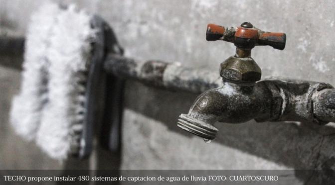 México: El nulo acceso al agua, otro problema ante Covid-19 (El Heraldo de México)
