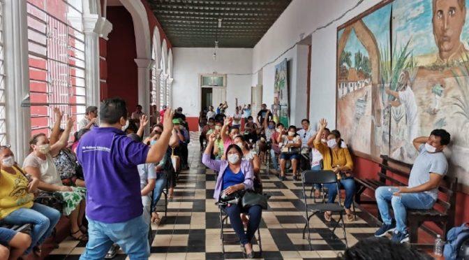 Yucatán: Les exentan pago de agua (El Diario de Yucatán)