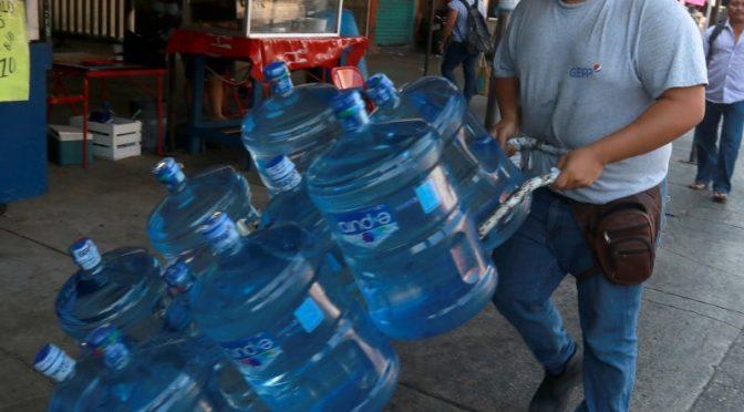 Yucatán: La pandemia también afecta a plantas purificadoras de agua (Diario de Yucatán)