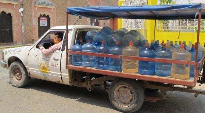 Yucatán: Demanda de agua (Diario de Yucatán)