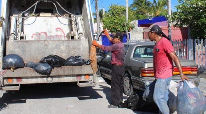 Yucatán: Recuerdan subsidios al pago del agua y recoja de basura durante la contingencia (Diario de Yucatán)