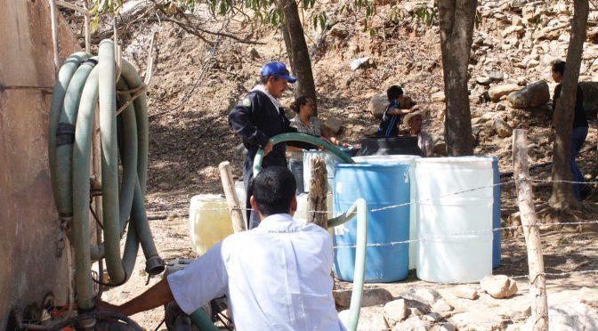 Coahuila: Sin agua 56 familias (El Tiempo)