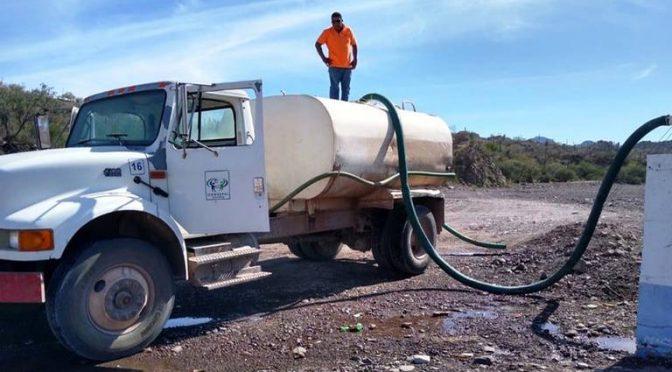 Baja California Sur: Garantizado el abasto de agua potable en Loreto (El Sudcaliforniano)