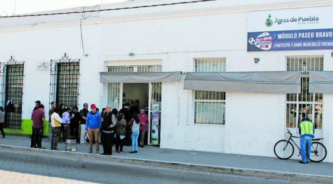 Pide PRI condonar a los ciudadanos el servicio de agua en Puebla (El Sol de Puebla)
