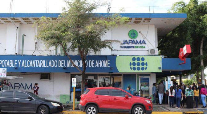 Sinaloa: 'Imposible' que haya prórroga de un mes en el pago de agua en Ahome: Japama (Línea Directa)
