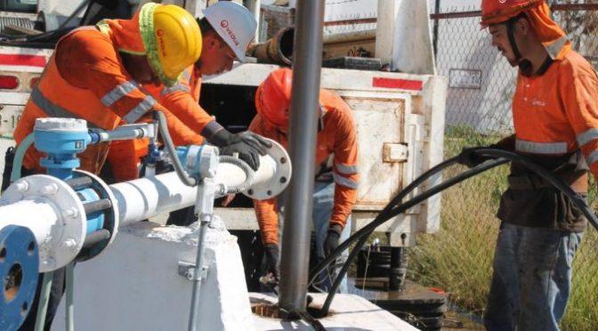 Aguascalientes: Veolia garantiza abasto de agua potable en la contingencia (Líder empresarial)