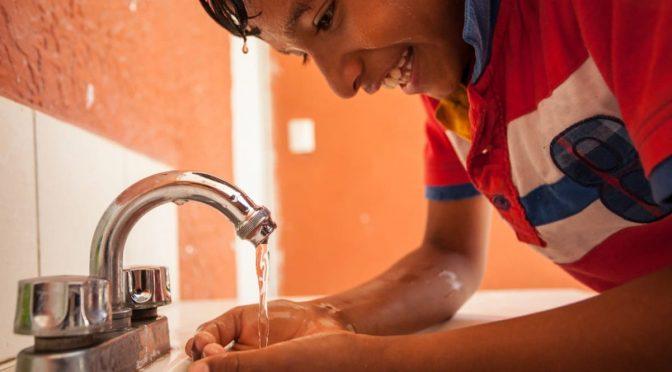 Guanajuato: Lazos de Agua: un aliado en los esfuerzos para promover el lavado adecuado de manos     (Animal Político)