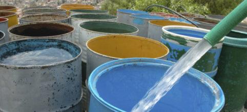 Agua en México ante la contingencia sanitaria (El Universal)