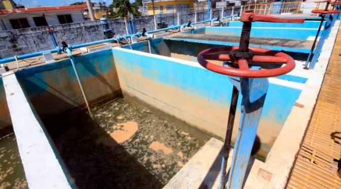 Tabasqueños enfrentan sin agua al Covid-19 (El Heraldo de Tabasco)