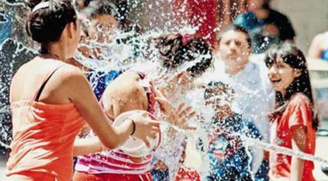 Hidalgo: Supervisará CAASIM uso responsable del agua por Sábado de Gloria (La Silla Rota)