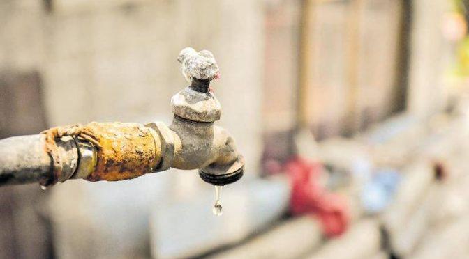 Agua potable, un derecho vulnerado en Tlaxcala (El Sol de Tlaxcala)